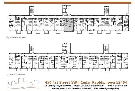metropolitan layouts